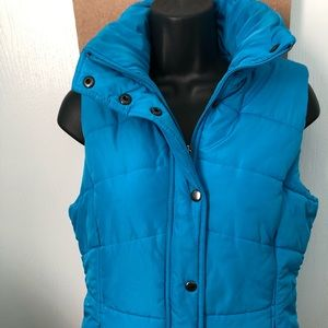 New York & Co Puff Vest Size Small
